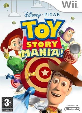 Toy Story Mania (Wii) [Importación inglesa]