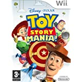 Toy Story Mania (Wii)by Disney Interactive