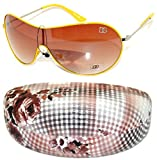 DG Eyewear Fashion Sunglasses Women aviator with case