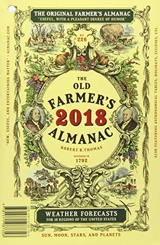 Image for The Old Farmer's Almanac 2018