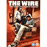 The Wire: Complete HBO Season 4 [DVD]by Dominic West