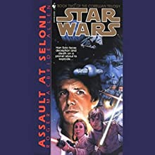 Star Wars: The Corellian Trilogy: Assault at Selonia Audiobook by Roger Macbride Allen Narrated by Anthony Heald