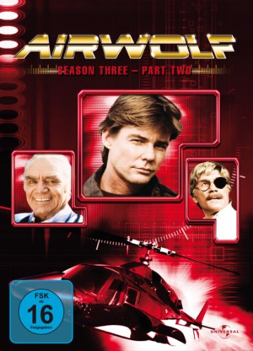 Airwolf - Season 3.2 [3 DVDs]