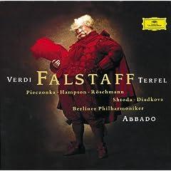 """Giuseppe Verdi: Falstaff / Act 3 - """"Brava. Quelle corna saranno la mia gioia!"""""""