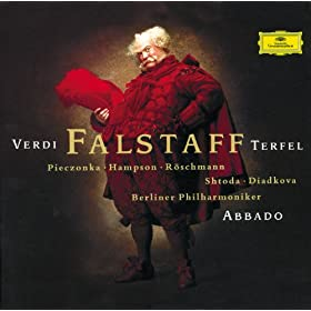 Giuseppe Verdi: Falstaff / Act 2 - Alfin t'ho colto, raggiante fior