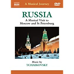 Musical Journey: Russia - A Musical Visit to Moscow and St. Petersburg
