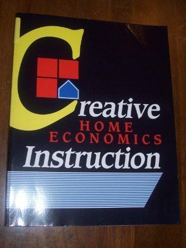 Creative Home Economics Instruction PDF