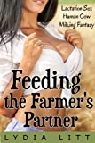 Feeding the Farmer's Partner (Daisy and the Dairy Farm Book 3)