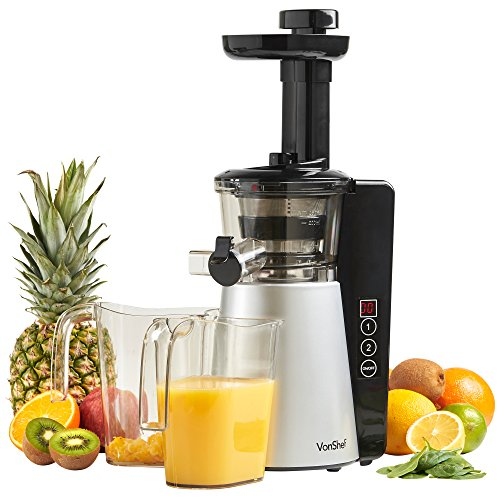 Slow Juicer For Leafy Greens : Best Juicer For Leafy Greens And Fruits