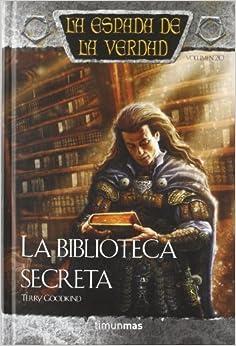 La Biblioteca Secreta descarga pdf epub mobi fb2
