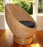 Garden Furniture Centre - Mirage Swivel Chair - Victoria Stone