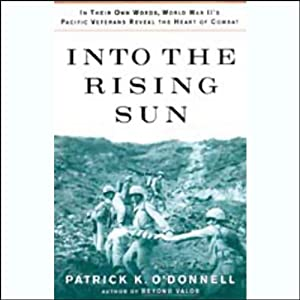 Into the Rising Sun Audiobook