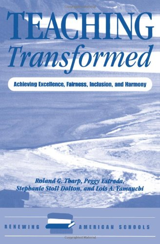 Teaching Transformed: Achieving Excellence, Fairness,...