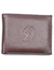 Men Wallet-Dry Leather Wallet-Brown Wallet-Brown Formal Men Wallet-Formal Wallet