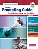 img - for Genre Prompting Guide for Nonfiction, Poetry, and Test Taking K-8 (Fountas and Pinnell Genre Studies) book / textbook / text book
