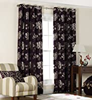 Saderia Floral Curtains