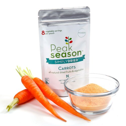 Dried Carrots Powder 8Oz