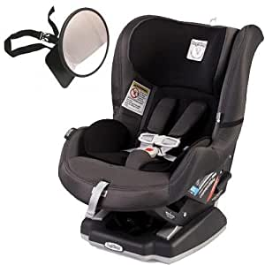 peg perego primo viaggio convertible car seat with back seat mirror atmosphere. Black Bedroom Furniture Sets. Home Design Ideas