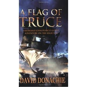 A Flag of Truce - David Donachie
