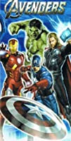 Marvel The Avengers Beach Towel ~ Iro…