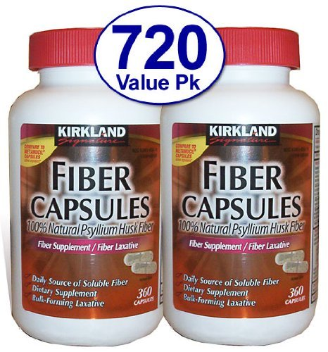 Kirkland Natural Psyllium Fiber Review
