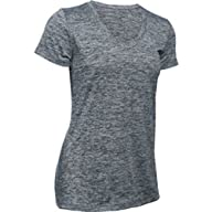 UA Women's Tech V-Neck – Twist