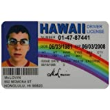McLovin Fun Fake ID License Model: Car/Vehicle Accessories/Parts