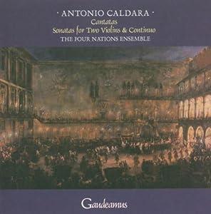 Sonatas, Cantatas (Lane, Four Nations Ensemble)