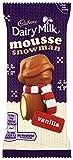 Cadbury Dairy Milk Mousse Snowman 30g