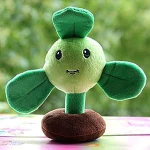 Plants Vs Zombies Garden Warfare Plush Toy Blover Pvz Soft Doll Toys Games