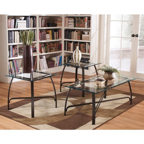 Flash Furniture Liddy 3-Piece Occasional Table Set
