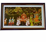 Famacart Home Décor wooden painting Wall décor Hangings