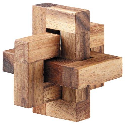 C.C.O Letters Puzzle - Assemble a 3d Cross