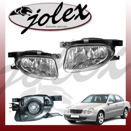 Nebellampe Nebellicht Nebelleuchte rechts oder links Mercedes E-Klasse W211 Limousine Kombi 02-05 NEU