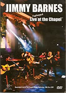 Live Unplugged At The Chapel