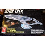 Star Trek Uss Enterprise with Lights and Sound Effects
