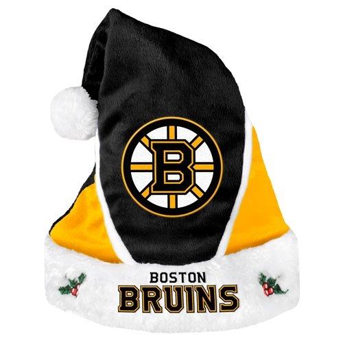 Boston Bruins Santa Hat - Colorblock 2014
