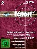 Tatort - 70er Box Komplett (1970-1979) (10 DVDs)