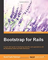 Bootstrap for Rails Front Cover