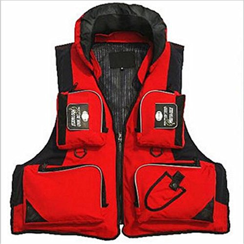 Fishing clothing hooded fishing fishing vest life jacket lifejacket disassemblability swimming aid vest