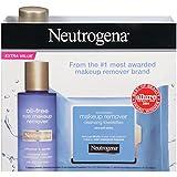 Removedor de Maquillaje y toallas Neutrogena sin aceite