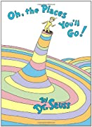 Oh, the Places You'll Go! by Dr. Seuss cover image