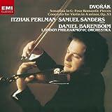 ドヴォルザーク:ヴァイオリン協奏曲 (商品イメージ)