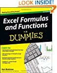 Excel Formulas and Functions For Dumm...