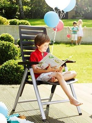 Kettler 0302001-7000 Wave Klappsessel von KETTLER Advantage auf Gartenmöbel von Du und Dein Garten