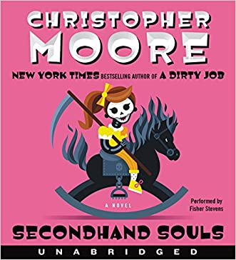 Secondhand Souls CD: A Novel written by Christopher Moore