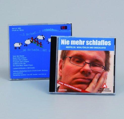 """Abraxas, Einschlaf - CD """"NIE mehr schlaflos"""" Scherzartikel Geschenke"""