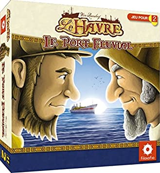 Asmodée - HAV02 - Jeux d'ambiance - Le Havre - Jeu pour 2