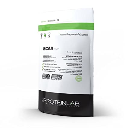 BCAA - 2000mg Pro Portion - Filiale Kette Aminosäure - Protein-synthese - Muskel Building und Erholung - 120 Kapseln - Folien Pack