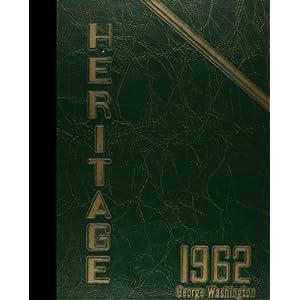 (Reprint) 1968 Yearbook: George Washington High School, Denver, Colorado 1968 Yearbook Staff of George Washington High School